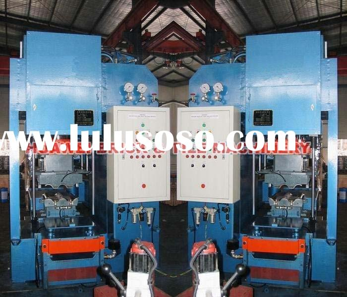 NAU-120F Concrete Roof Tile Machine