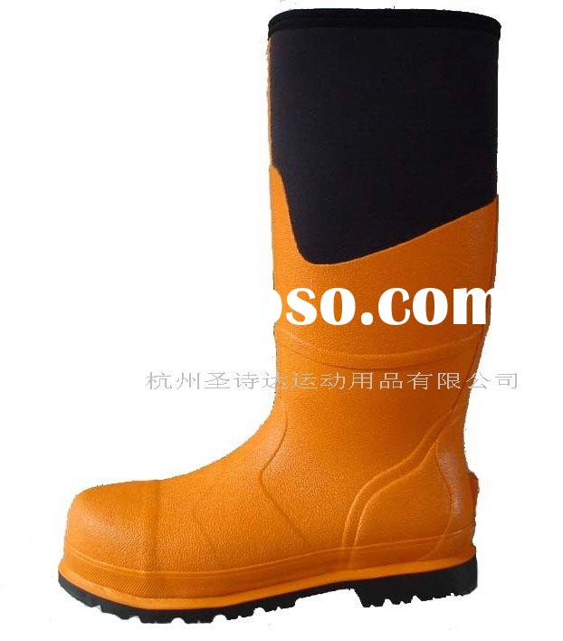 Rubber Boot (safety boots)  66450R