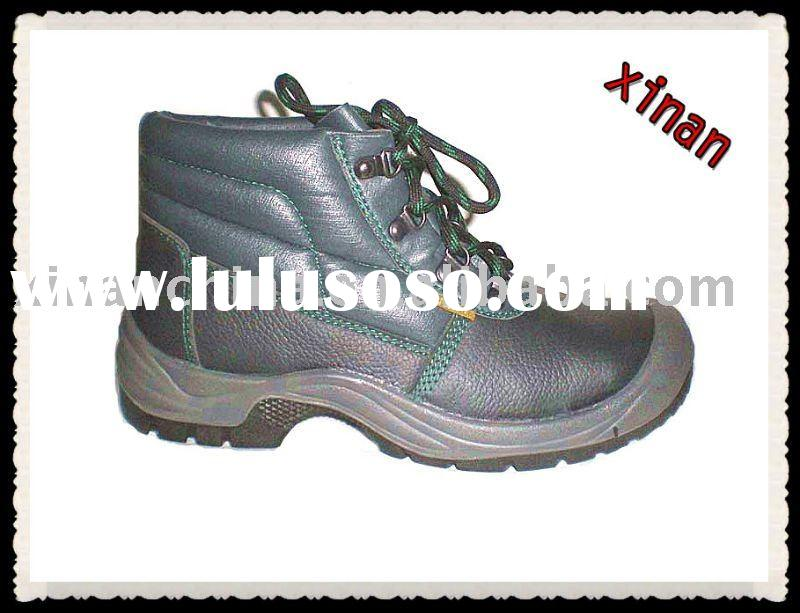 Steel toe work shoe B008