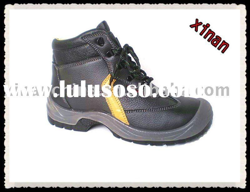 Steel toe work shoe B256