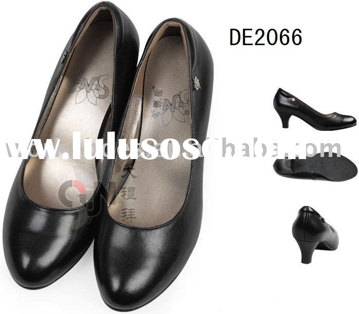 lady work shoes with fashion style