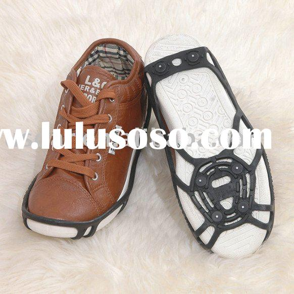 non-slip rubber snow shoes
