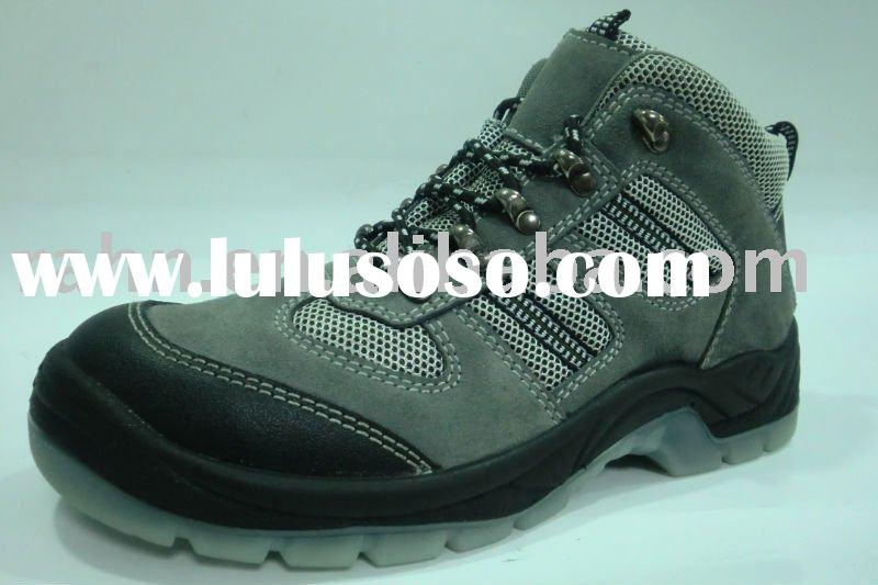 slip resistant working shoe