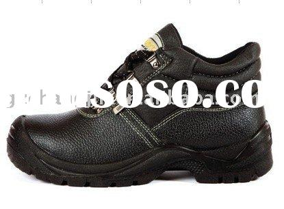 steel toe cap&midsole Safety shoes