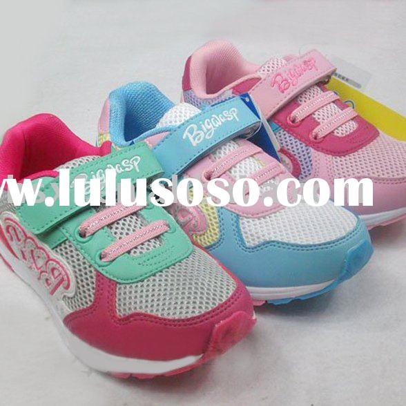 very cheap kids shoes from China factory