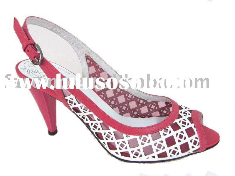 2011SS Fashion lady's high heel shoe
