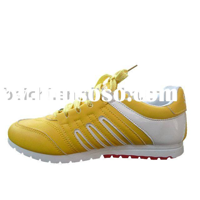 2011 New Design Women's canvas shoes