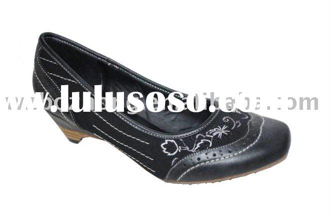 2011 comfortable trendy lady soft shoes for women
