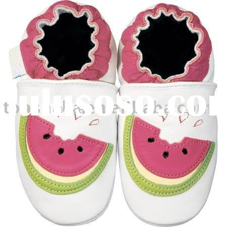 Baby leather shoes TY6605
