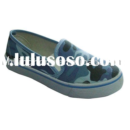 C2314 Slip-on Canvas Shoes