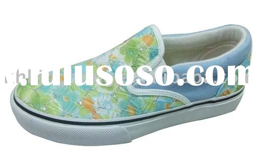 C3910 Slip-on Canvas Shoes