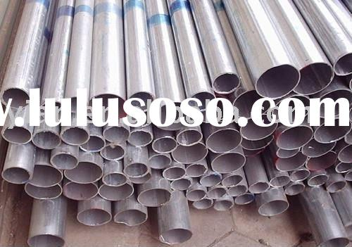 ERW Galvanized Pipe