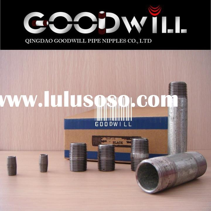 Galvanized steel pipe-fittings