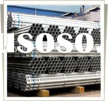 High quality & Competitive price Hot dip galvanized welded steel pipe