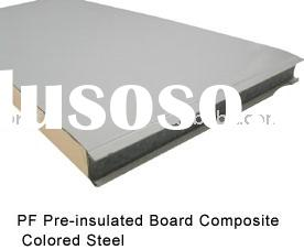 Phenolic Foam Insulation Panel