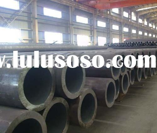 Structure used seamless Carbon steel pipe GB/T8162-1999, steel: 10#, 20#, 35#, 45#, 16Mn(Q345,ST52)
