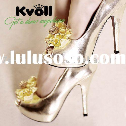 Wholesale kvoll Fashion designer high heel shoes