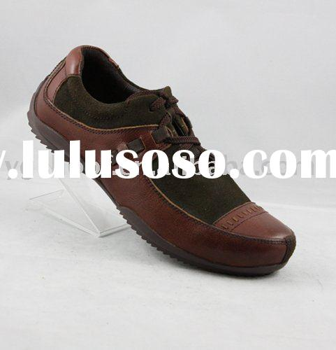 famous brand casual popular leather Clark's Eco hush puppies business men shoe