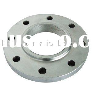 forged carbon steel threaded flange/pipe fittings/Flange