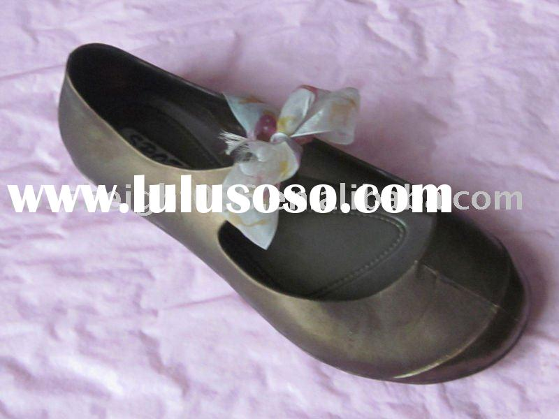 ladies fashion pvc shoes 2011/cheap shoes/new pvc shoes/casual shoes/ladies shoes 2011