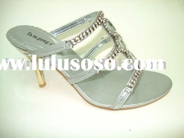 ladies fashion sandal shoes