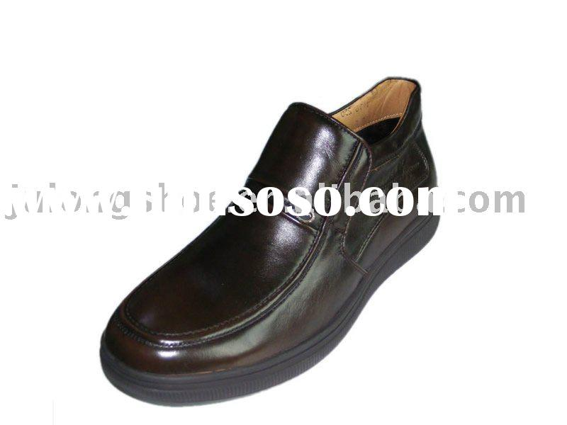 men's leather winter shoes,men's cotton shoe,warm shoes)