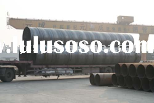 spiral steel pipe X52