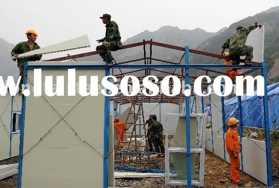 steel structure prefab building