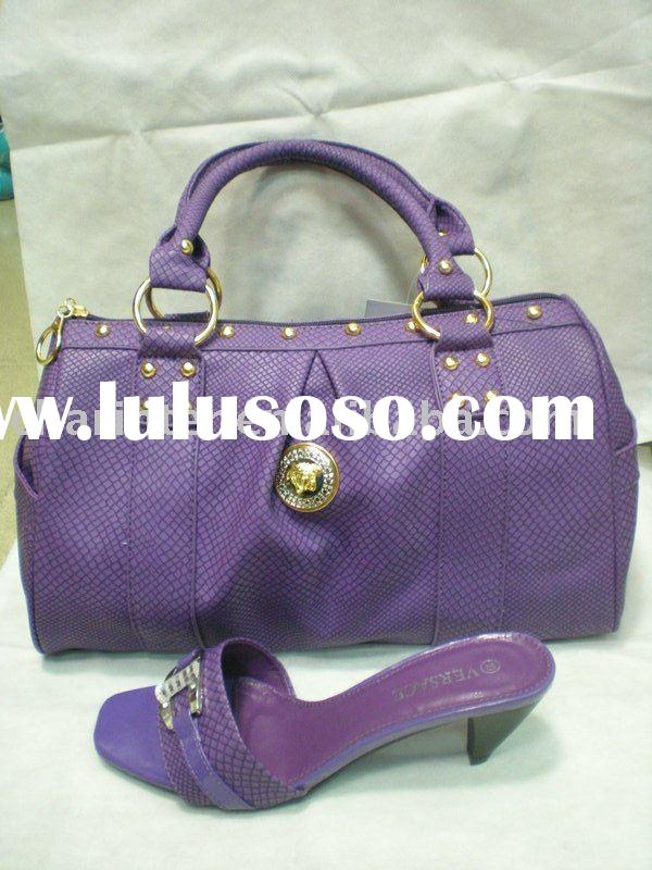 woman shoes and matching bags (SB126B)