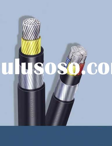 Copper/Aluminum Armored Cable