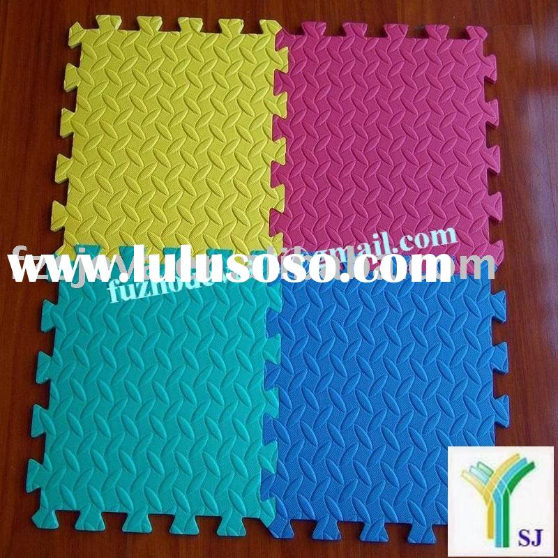 Interlocking Floor Mats Foam Interlocking Floor Mats - Styrofoam floor mats