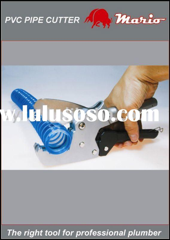 Rubber hose cutter