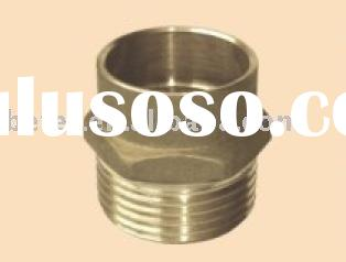 Soldering Fitting,Brass Solering Fitting For copper pipe,Soldering Nipple Male