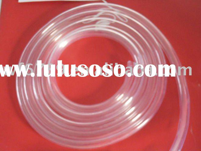 clear pvc pipe soft