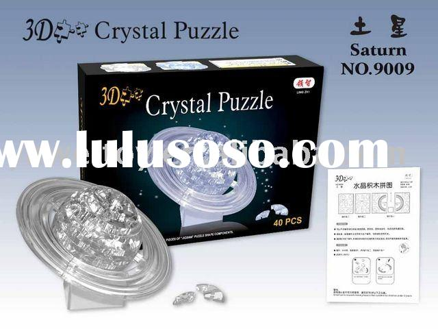 crystal puzzle saturn