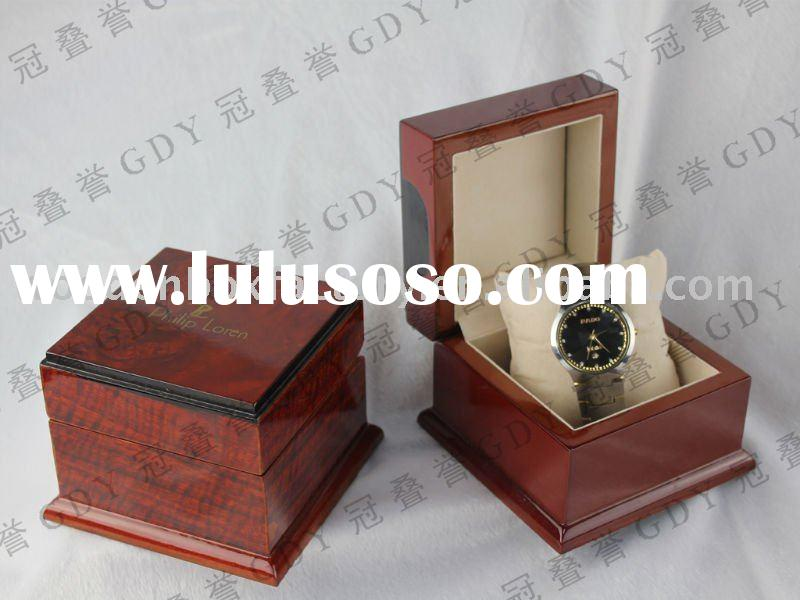 good design wood watch box GDY-WB5512