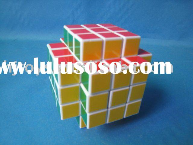 how to solve 6 piece cube.
