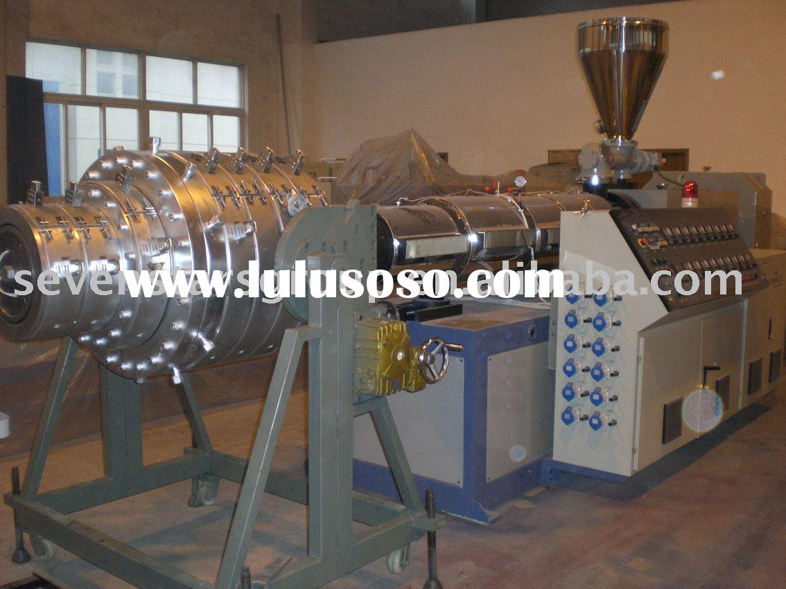 pvc pipe making plant /pvc large diameter pipe production line 00