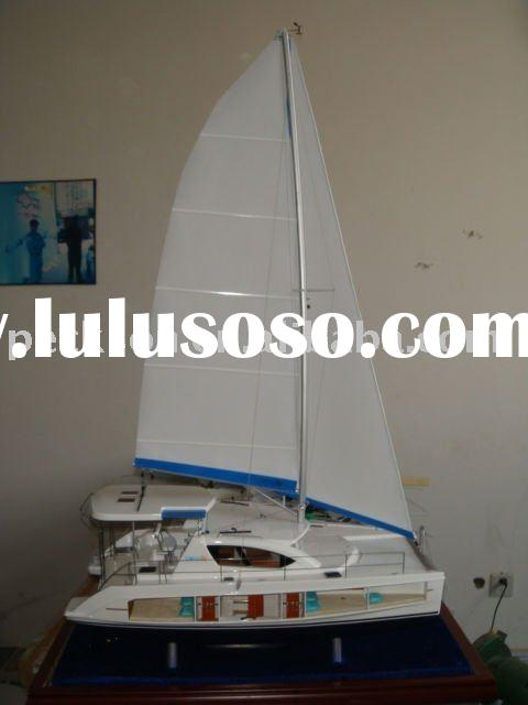 2011 hot sell Fiberglass Yacht and boats