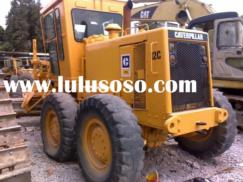 Hot !!!!Used CAT 12G motor grader for sale