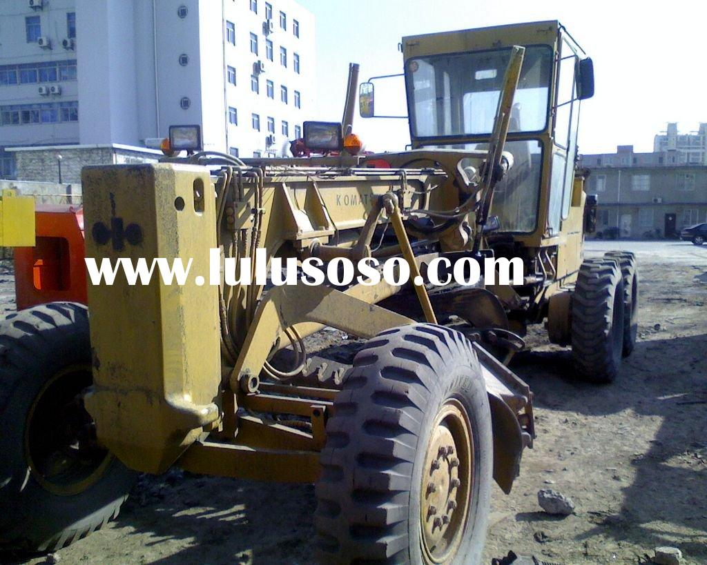 Hot!!!used Komatsu GD511A-1 motor grader for sale