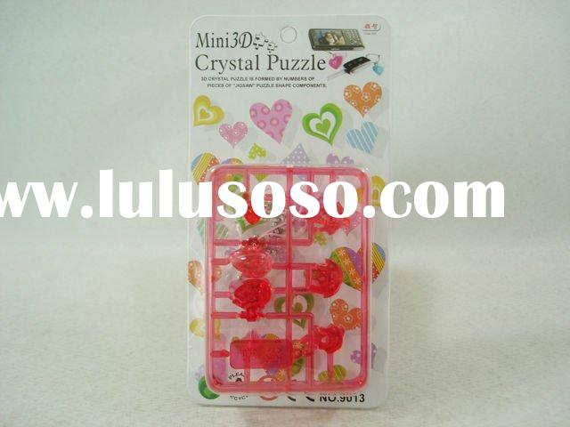 Mini 3D Crystal Puzzle