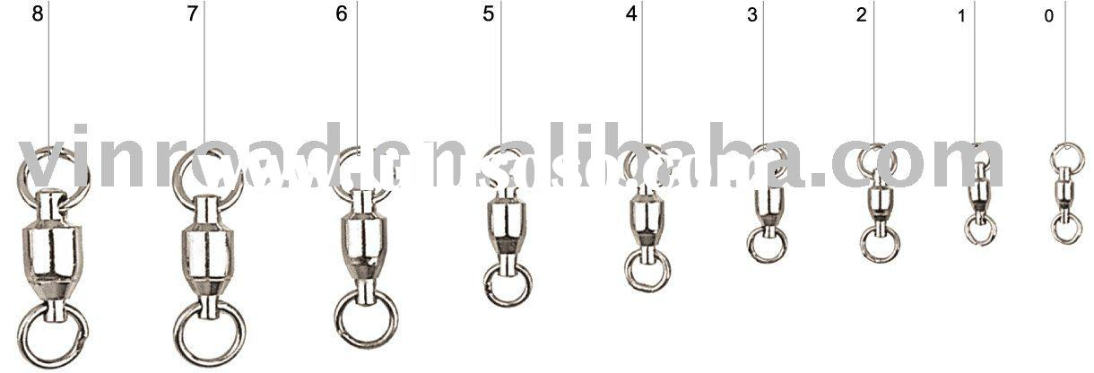 Swivel size chart car interior design for Fishing swivels size chart