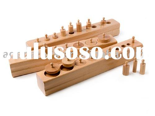 educational toy, Cylinder Block (Set of 4) A020