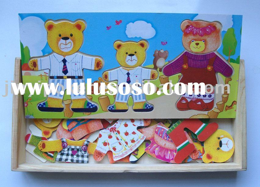 jigsaw puzzle/handcraft/kids toy/promotional gifts