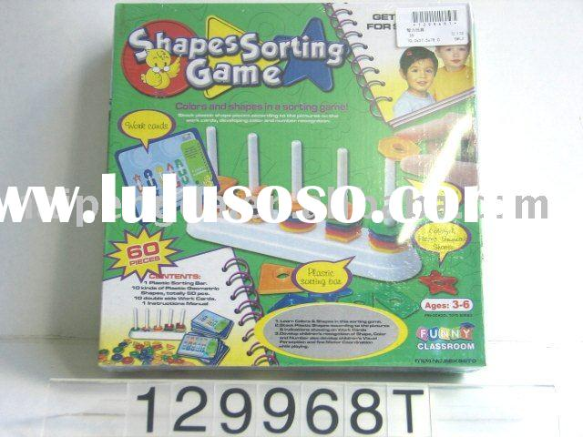plastic toy  puzzle game