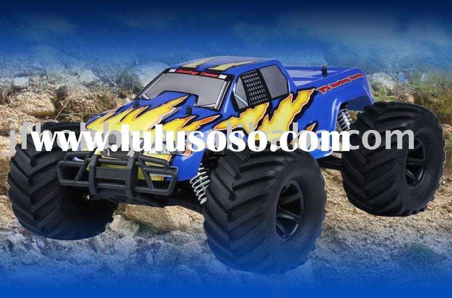 rc electric car  1:10 Brushless 4WD monster truck car (RTR )