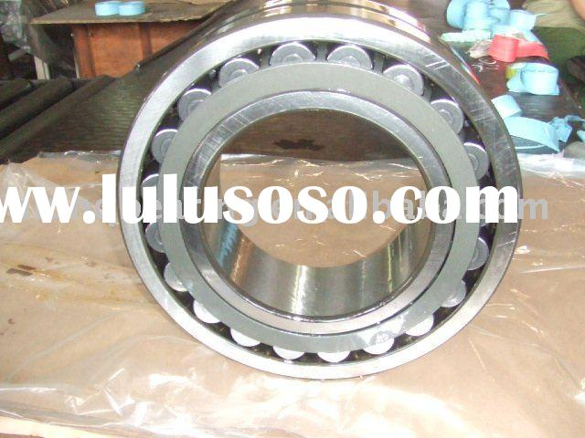 wafangdian original spherical roller bearing with brass cage and black chamfer