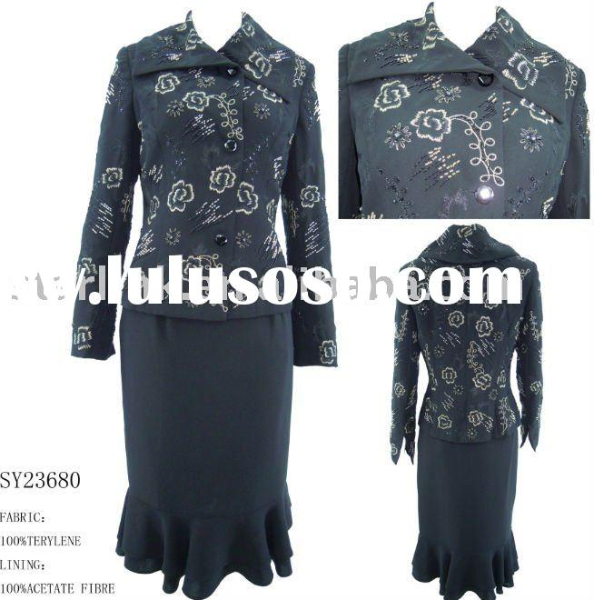 suits for women. 2011 women embroider suits
