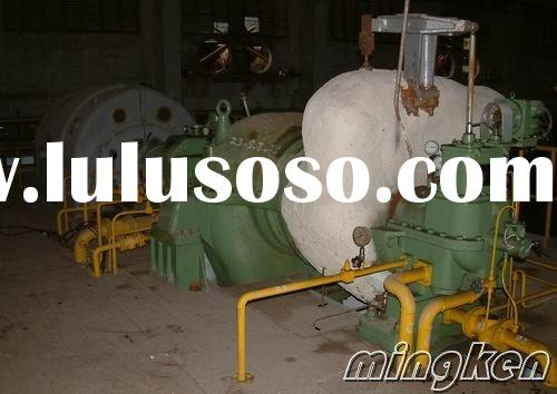 3MW Steam turbine generator Set